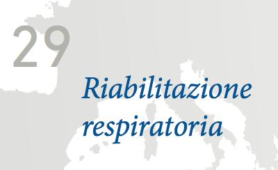 Riabilitazione respiratoria.