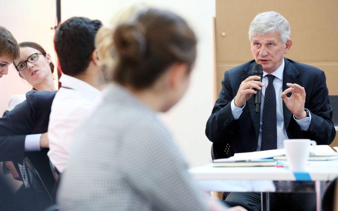 L'Ambasciata Italiana a Berlino incontra le professioni medico-sanitarie
