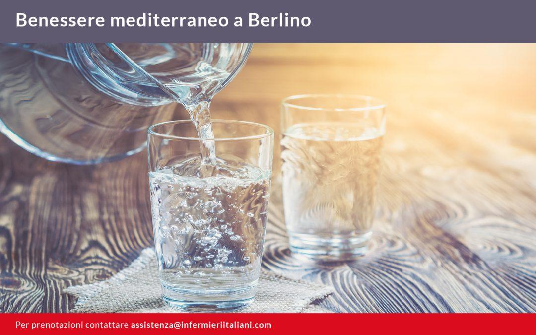 Benessere mediterraneo a Berlino – 31 maggio