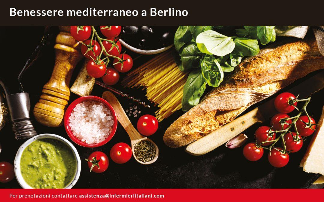 Benessere mediterraneo a Berlino – 24 maggio